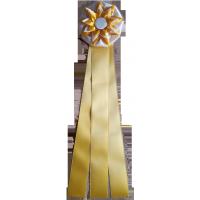 #975- Custom Award Rosette
