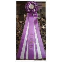 #RSMACH2 - Custom Award Rosette