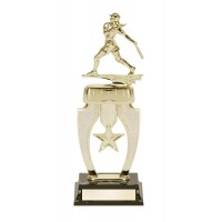 "13"" SOFTBALL STAR RISER TROPHY"
