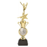 "14"" CHEER RADIANCE TROPHY"
