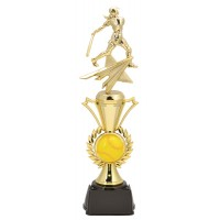 "14"" SOFTBALL RADIANCE TROPHY"