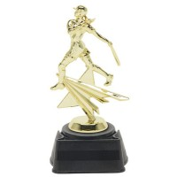 "8 1/4"" SOFTBALL STAR TROPHY"